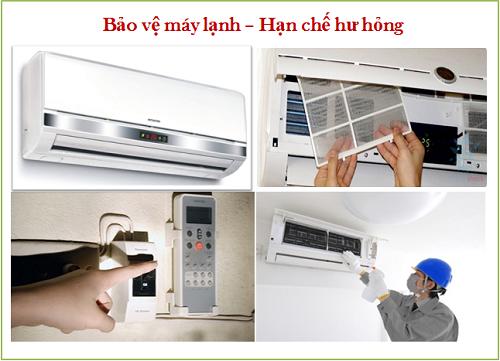 Dịch vụ bảo dưỡng điều hòa tại An Dương Vương chuyên nghiệp