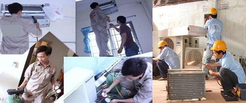 Dịch vụ bảo dưỡng điều hòa tại Hồ Tùng Mậu chuyên nghiệp