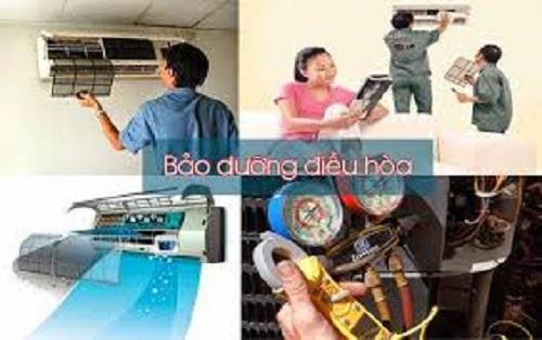 Dịch vụ bảo dưỡng điều hòa tại Trần Quang Khải