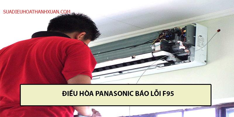 điều hòa Panasonic báo lỗi f95